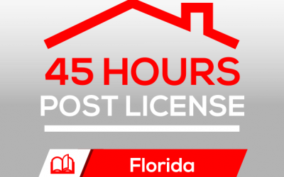 Post-License Course 45 Hours Florida