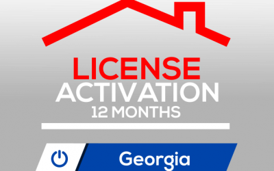 Activation of License for 12 months in Georgia